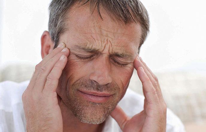 Умеренная наружная гидроцефалия головного мозга