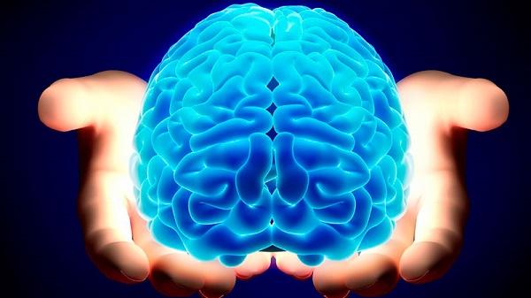 Умеренное расширение наружных ликворных пространств головного мозга