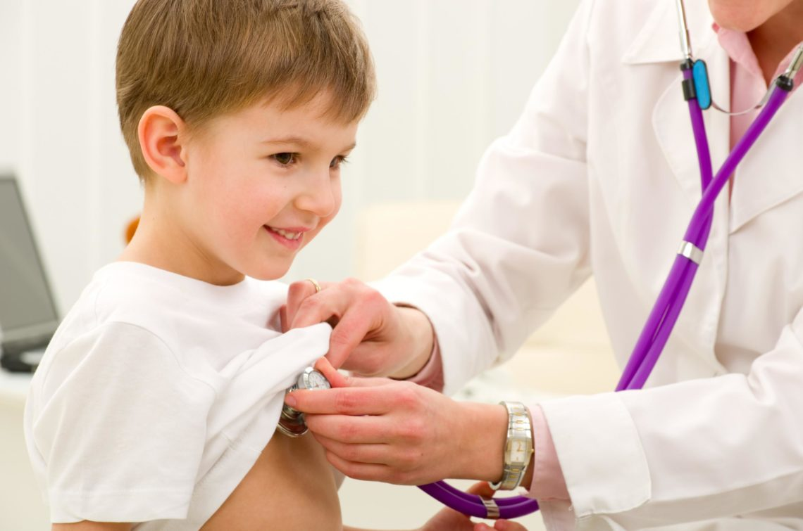 Небольшая тахикардия у ребенка